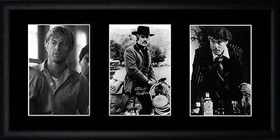 Robert Redford Framed Photographs PB0151