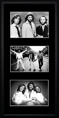 Bee Gees Framed Photographs PB0247