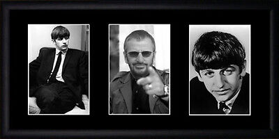 Ringo Starr Framed Photographs PB0191