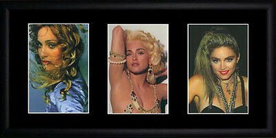 Madonna Framed Photographs PB0059