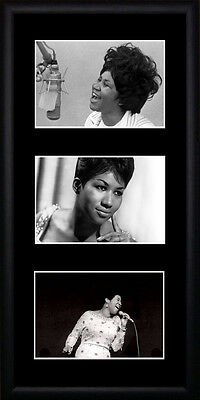 Aretha Franklin Framed Photographs PB0598