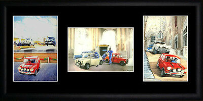 Italian Job Framed Photographs PB0089