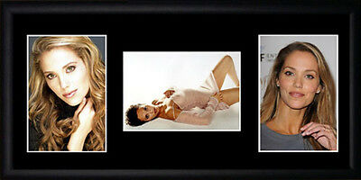 Elizabeth Berkley Framed Photographs PB0688