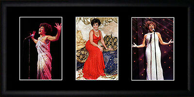 Shirley Bassey Framed Photographs PB0403