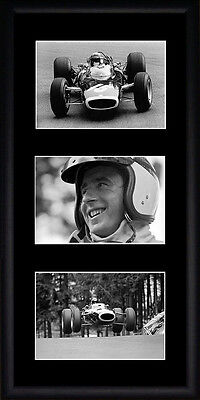 Jackie Stewart Framed Photographs PB0231
