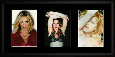 Madonna Framed Photographs PB0439