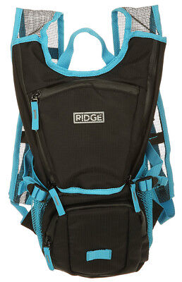 Ridge Hydration Pack 2L Water Rucksack Backpack Bladder Bag Cycling Hiking