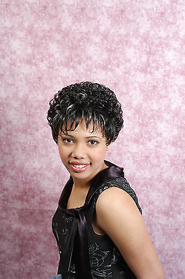Baily Curly Wig Soft Bang On Sale Now $38.50 Multiple Colors Available