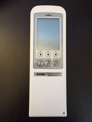 [Perfect Condition] Ihara R720 Color Reflection Densitometer