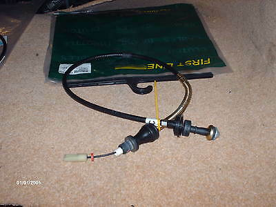 Rover 218 / 418  1.8Td  1.9D Clutch Cable 1991~96 Fkc1075  Reduced!!
