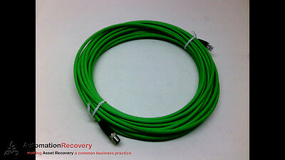 Lumberg Automation 0985 342 104/15M Cordset 4P Male St To Ethernet End,  #195702