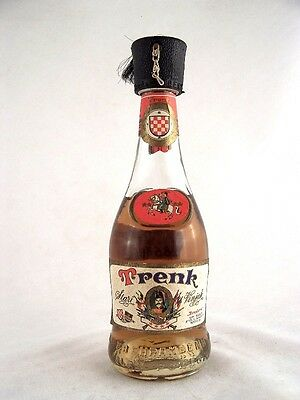 Miniature circa 1985 Trenk Stari Vinjak 150ml Isle of Wine