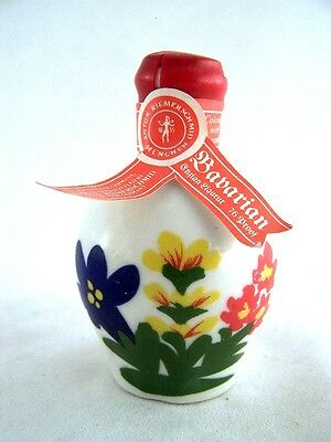 Miniature circa 1976 Riemerschmid Bavarian Enzian Ceramic Isle of Wine