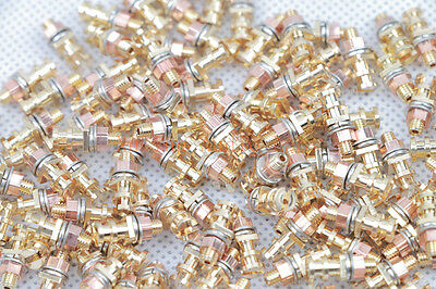 50pc brass turrent tag post pin for DIY Guitar tube amp