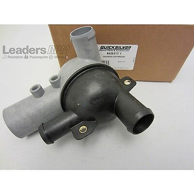 Mercruiser New OEM Cooling Water Distribution Housing Control Valve 863631T1