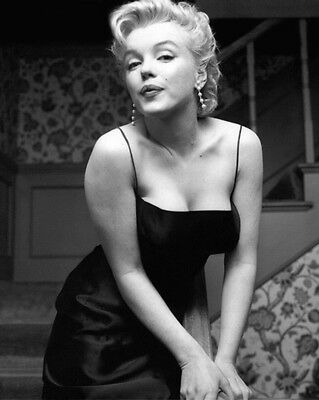 American Model Actress MARILYN MONROE Glossy 8x10 Photo Print Celebrity Poster