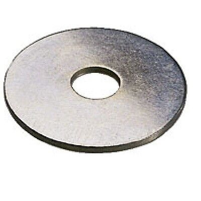 Stainless Steel Penny/Repair Washers M5,M6,M8,M10,M12 Choice Of Size & Qty