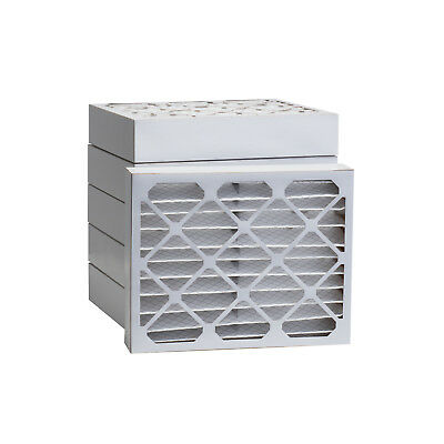 12-1/8x15x4 Dust and Pollen Merv 8 Replacement AC Furnace Air Filter (6 Pack)