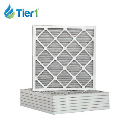 20x24x4 Dust and Pollen Merv 8 Replacement AC Furnace Air Filter 6 Pack