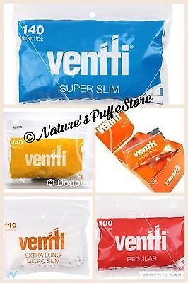 Ventti Fliters 16pks (box) Please select your preferred filters