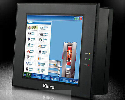 """Kinco 8"""" Inch HMI Touch Screen Panel MT4403T & Programming Cable & Software CNC"""