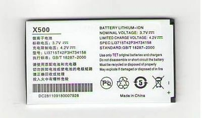 Lot Of 25 New Battery For Zte X500 Score Cricket Usa Seller