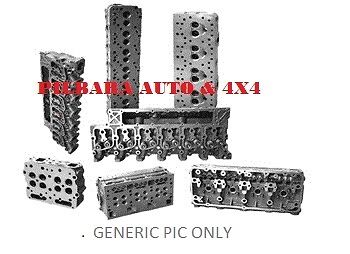 Toyota 2RZ 2.4Ltr Petrol Fully Assembled Cylinder Head - see notes