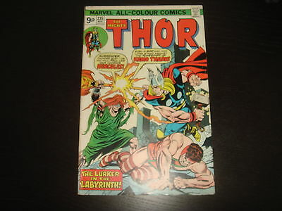 THE MIGHTY THOR #235  Marvel Comics 1975  FN/VFN