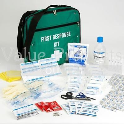 Emergency Response First Aid Kit in Water Resistant Bag - Workplace Medic EMT