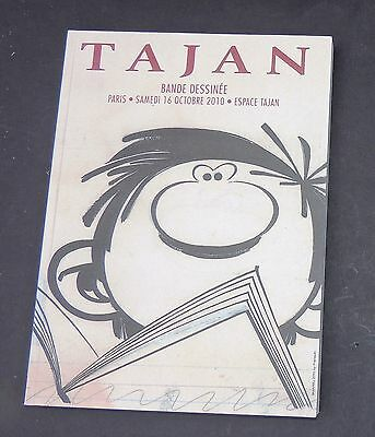 Catalogue Vente BD TAJAN du 16 Octobre 2010. Franquin.  Superbe