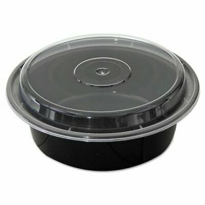 32-oz. Versatainer Round Food Containers, 150 Containers (PAC NC729B)