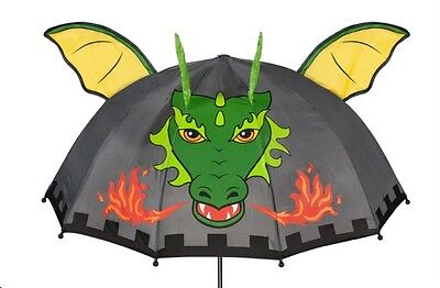 Kidorable Dragon Knight Rain Umbrella New