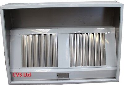 Commercial Kitchen Stainless steel/Canopy/Hood 4ft