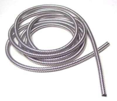 "wire loom 1/4"" I.D. 120"" long stainless steel for Peterbilt Kenworth Feightliner"