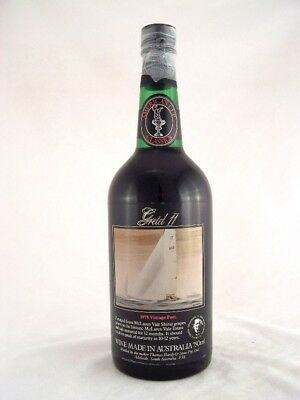 1978 HARDYS Americas Cup GRETEL 2 Vintage Port Isle of Wine FANTASTIC 40th GIFT