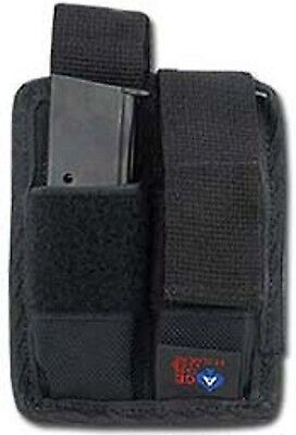 Double Magazine Pouch Fits Kel-Tec Pmr-30 (.22 Wmr)  ***100% Made In U.s.a.***