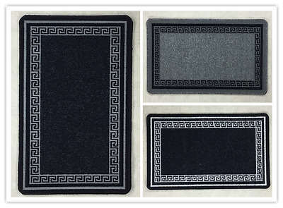 New Machine Washable Kitchen Hall Door Mat Runner Non Slip Large Small Rug Cheap