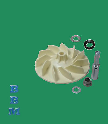 Kirby  Generation 3 4 5 6 7 8 9 Vacuum Cleaner Fan Impeller Assembly Kit #119096