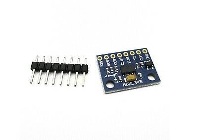 ADXL345 3-Axis Digital Acceleration of Gravity Tilt Module for Arduino GY-291