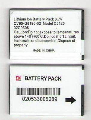 Lot Of 25 New Battery For Kyocera C5120 Milano Sprint C5133 Event Scp-41Lbps