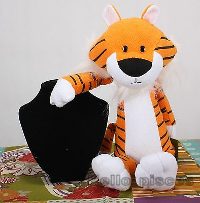 "18"" Target Orange TIGER Black White Plush Stuffed Sweet Sprouts Animal Adventure"