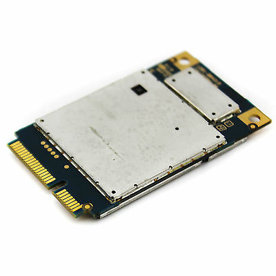 For Dell Wireless 5530 HSPA 3G GPS Mini-Card WWAN Ericsson F3507G E6500 E6400