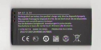 Lot Of 25 New Battery For Nokia Bp-5T Bp5T Lumia 820 Arrow 825 At&t