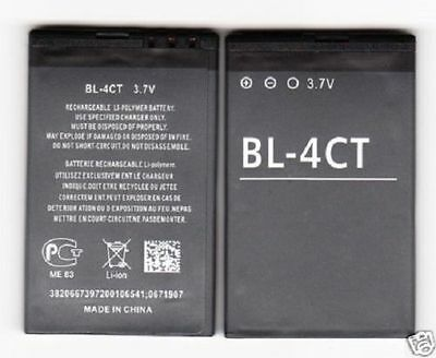Lot Of 25 New Battery For Nokia Bl4Ct 2720 6600 5630 5310 7310 7210 02 X3 7230