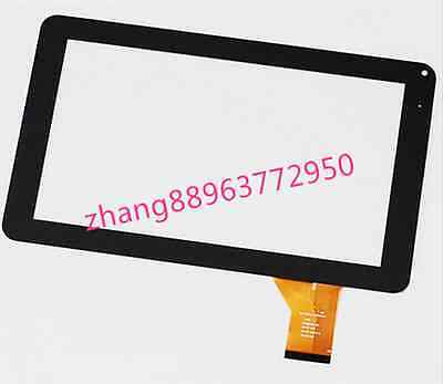 9 inch Tablet PC Digitizer Touch Screen Panel For iview 900TPCII SupraPad 00KP2
