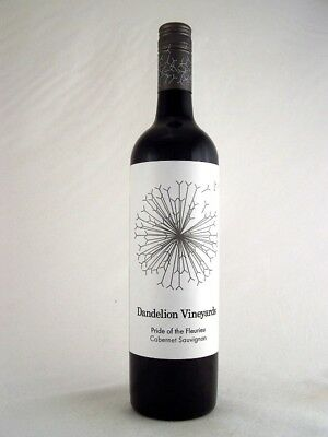 2008 DANDELION Vineyards Pride Cabernet Sauvignon Isle of Wine