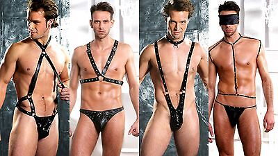 Wow - Crazy Wild Super Sexy Mens Stag Do Night  Fancy Dress Party Costume Outfit