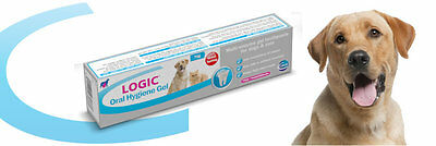 Logic Oral Hygiene Gel Pet Toothpaste for Cats & Dogs (70g)