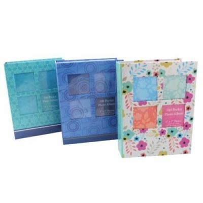 "Tallon 5"" X 7"" Designer Photo Album-100 Pockets - 1301"