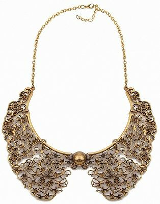 Western Style Collar Necklace